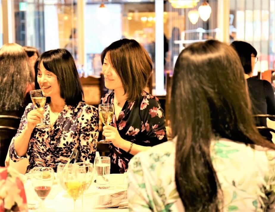 kay me ワインとイタリアンとドレスのマリアージユ イベントレポート