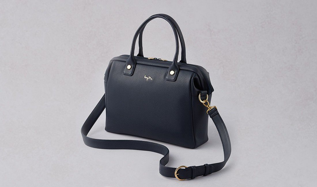 Navy PC Bag