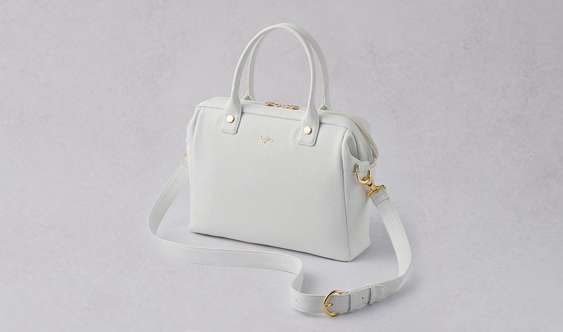 White PC Bag