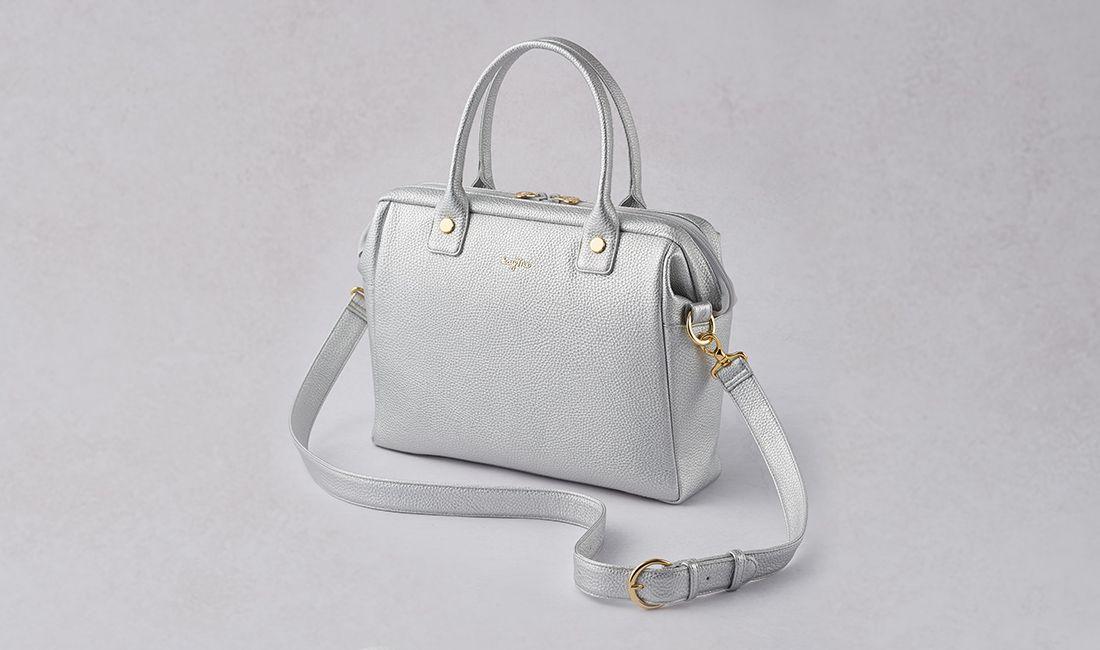 Silver PC Bag