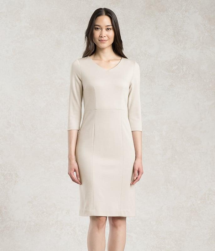19-2-Carousel-Greige-V-Neck-I-Line-Dress.jpg