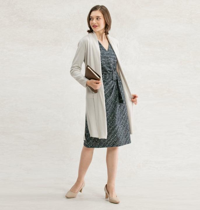 14_Turquoise_Tweed_VNeck_Daily_Dress_Coordinate_Mobile.jpg