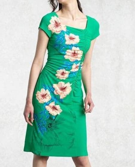 Thumbnail_1_2_Emerald_Green_Waist_Gather_Dress.jpg